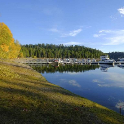 Croisière Panoramique sur Jackson Lake