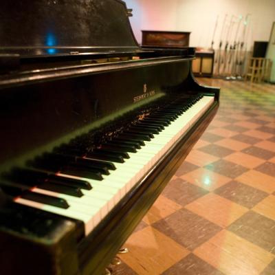 Découverte du Historic RCA Studio B