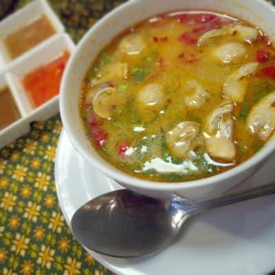 Cours de cuisine au Laos