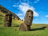 Les trésors de l'Ile de Paques