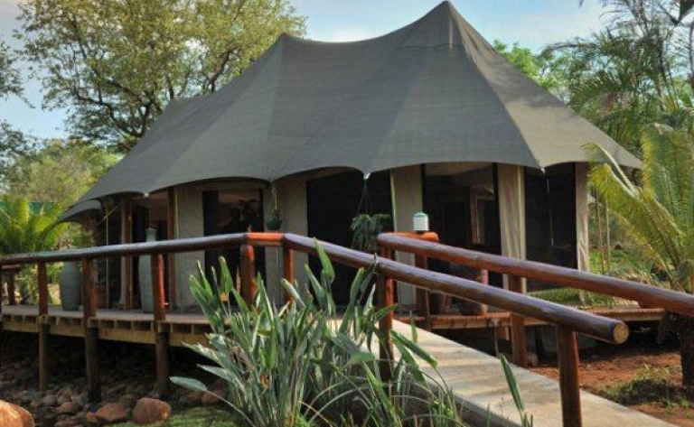 Hotel Karongwe Private Game Reserve