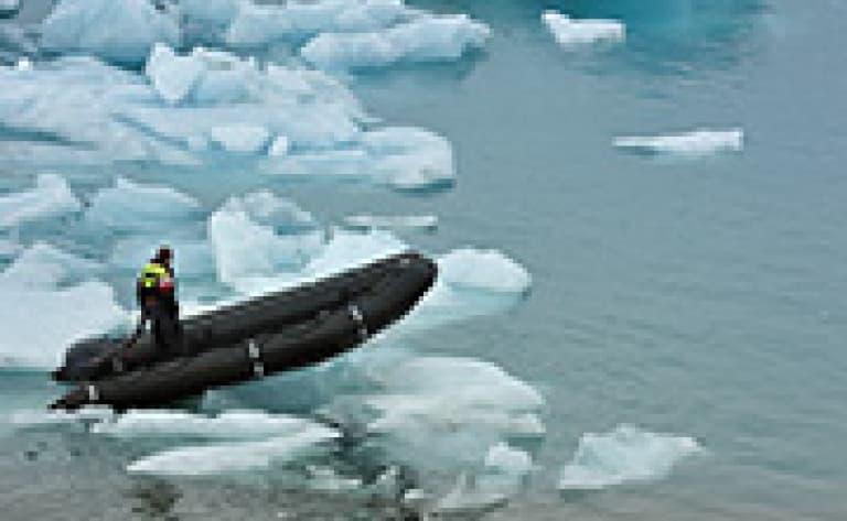 Croisière jusqu'au glacier Apusiajik