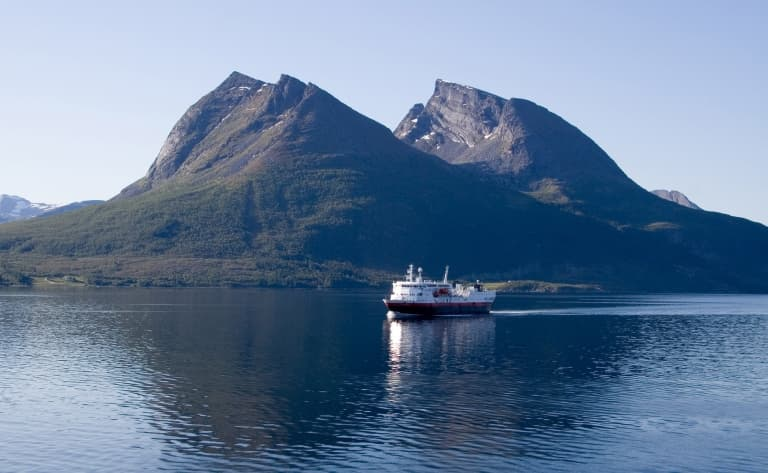 Croisière sur l'Hurtigruten