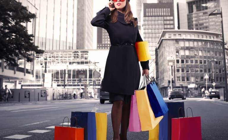 Faire du Shopping comme un VIP