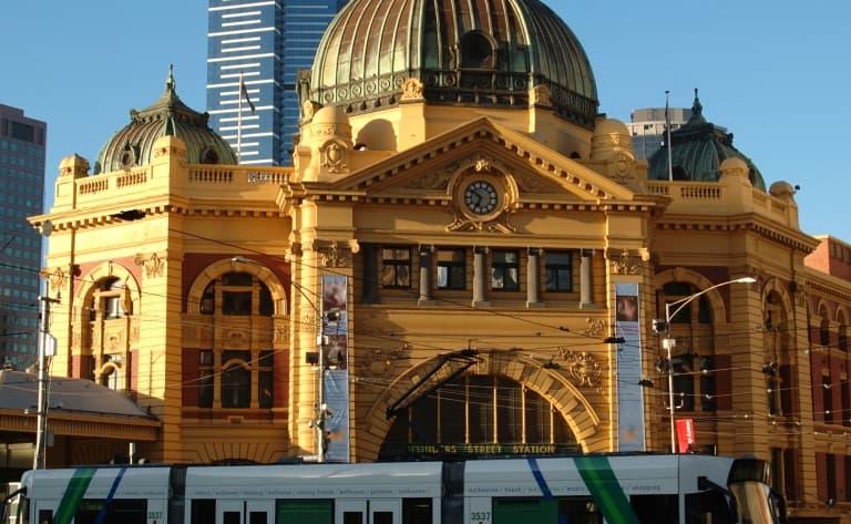 Les secrets de Melbourne