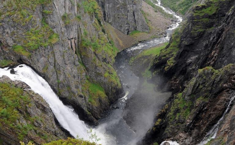 Rafting à Eidfjord