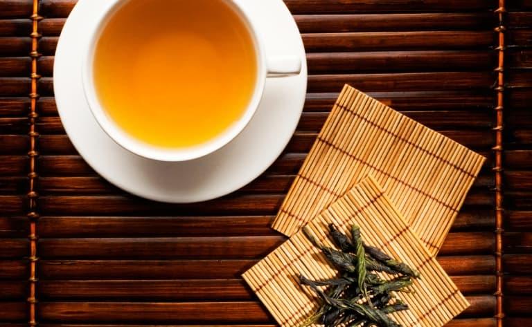 Dégustation de thé