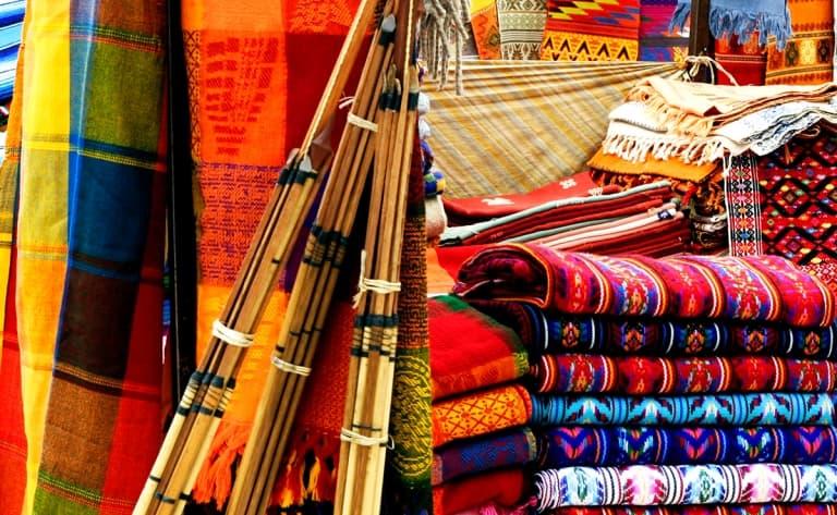 Le Marché Indien de Quetzaltenango