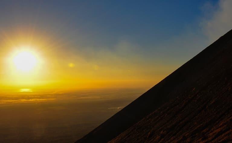 Tour nocturne du volcan Masaya