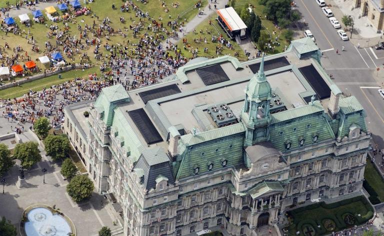 Montréal et ses festivals ( Juste Pour rire...)
