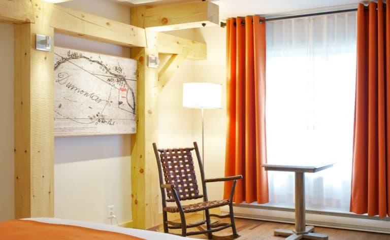 Hotel Saint Paulin
