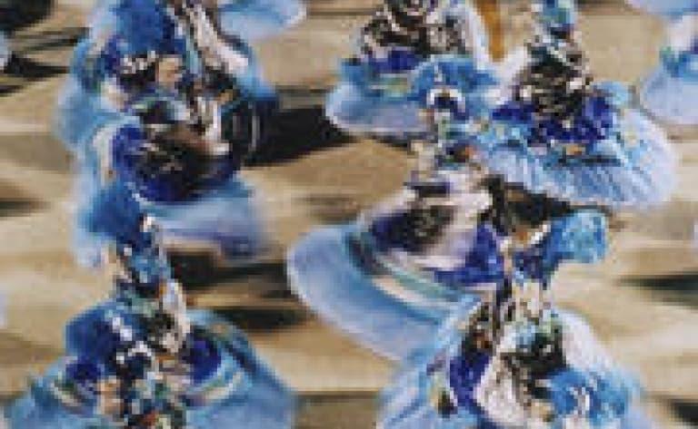Spectacle de danses folkloriques