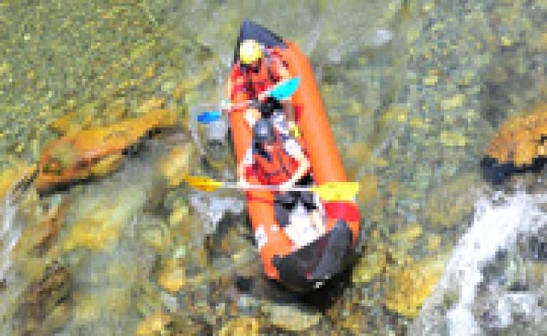 Rafting à Ubud