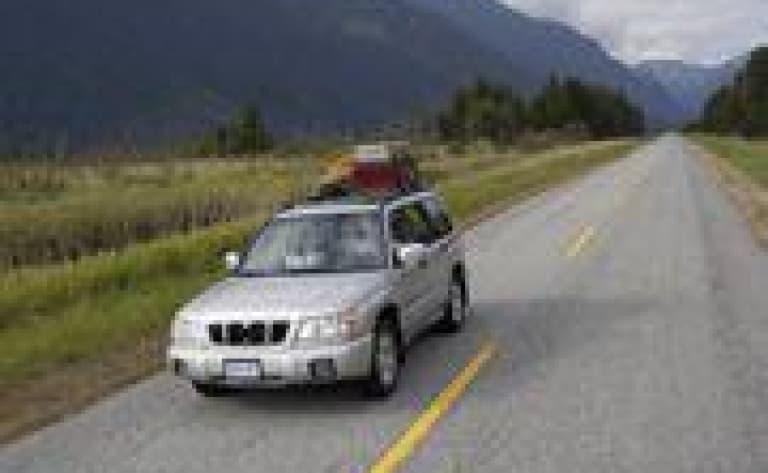 Location de voiture et découverte de la région