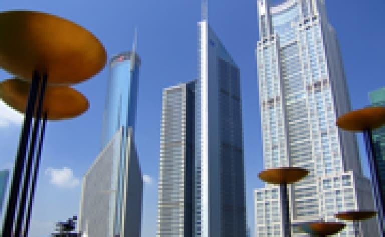 Découverte de l'architecture hongkongaise