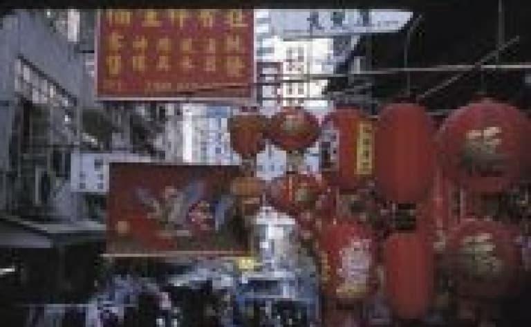 Découverte de l'île de Hong Kong à pied