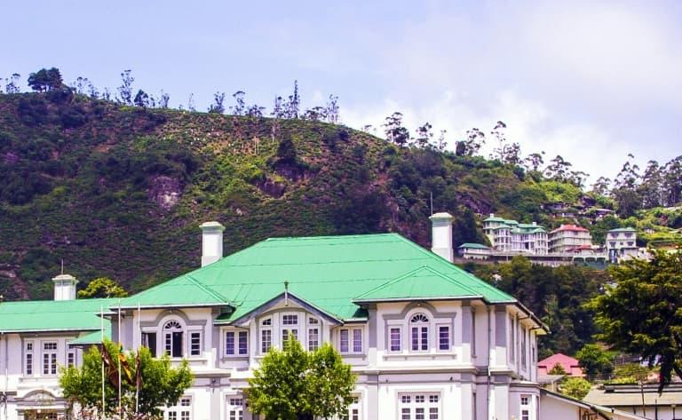 Visite la ville de Nuwara Eliya