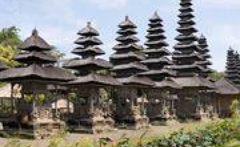 Batukaru, Jatiluwih, Bedugul et Gobleg