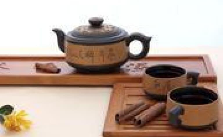 Cérémonie du thé et dîner de cuisine kaiseki
