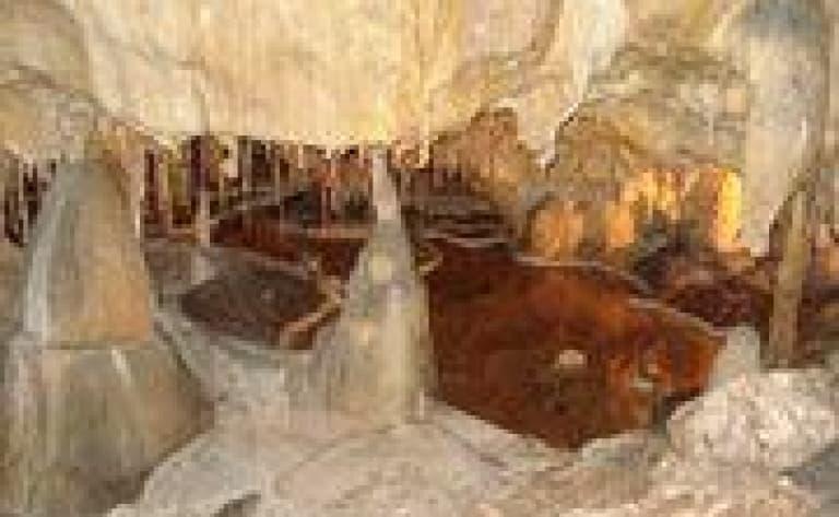 Les grottes d'Anjohibe