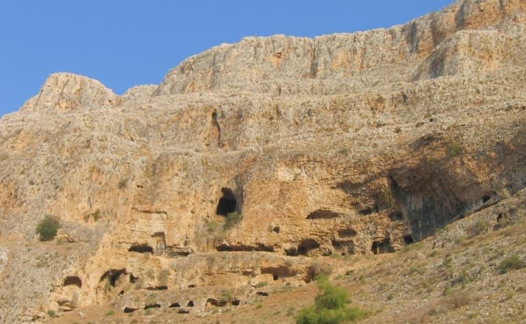 Randonnée dans le Wadi Qelt