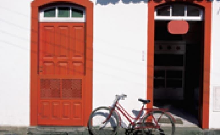 Balade à vélo - Rio