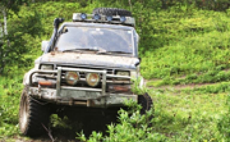 La forêt de Tijuca en Jeep