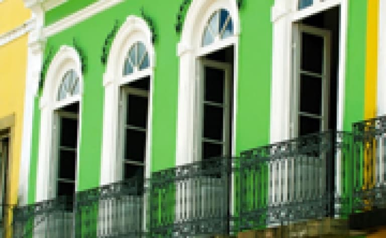Visite du centre historique (Salvador)