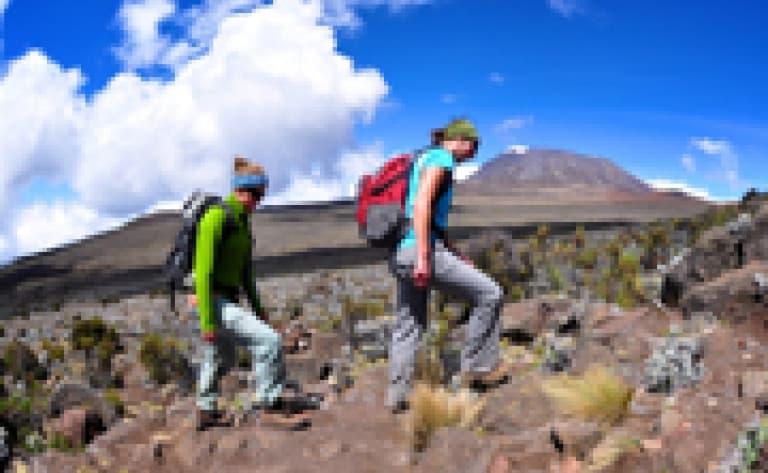 Trek sur le Mont Longonot