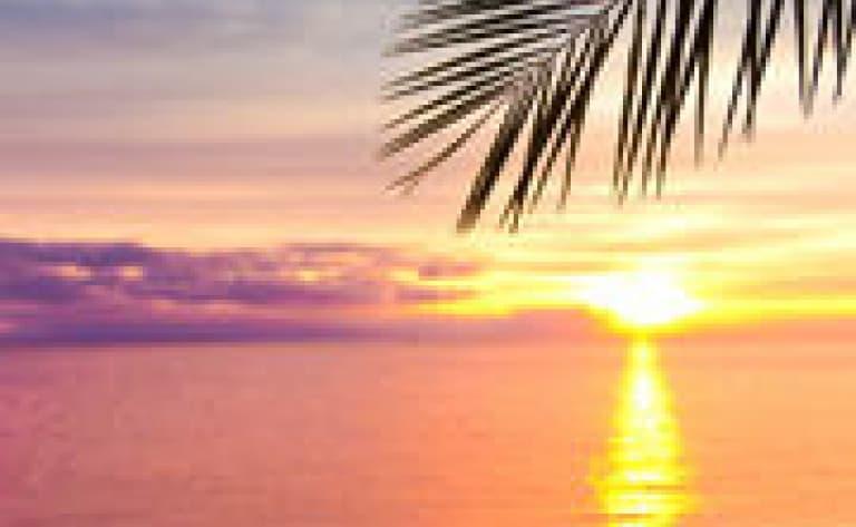 Croisière au coucher du soleil en pirogue à voile traditionelle
