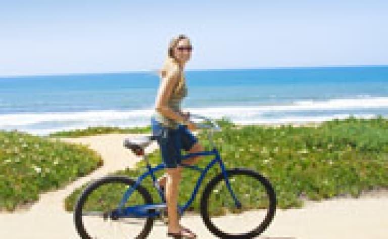 Explorer Miami en vélo