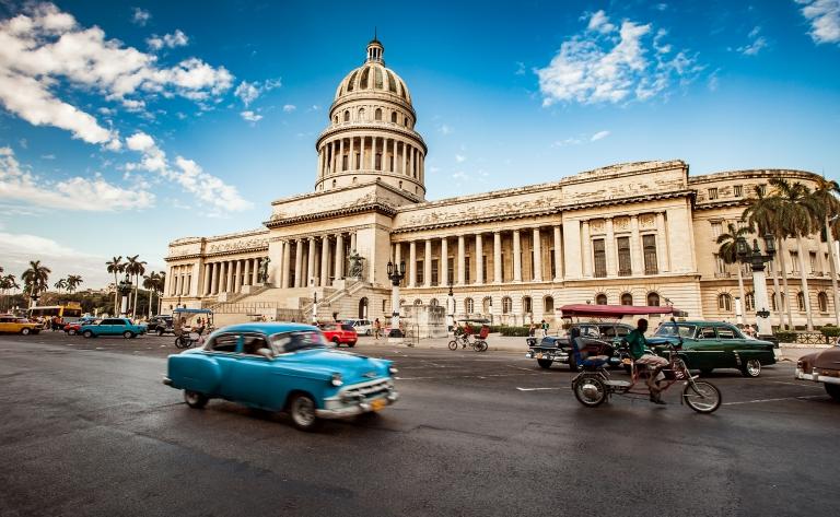 Bienvenue à La Havane