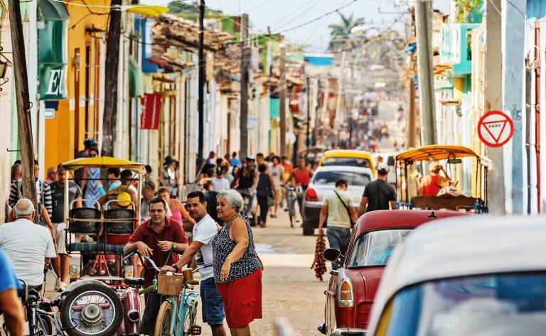 Trinidad, un joyau colonial
