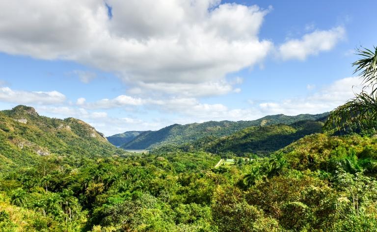 La Sierra de Escambray