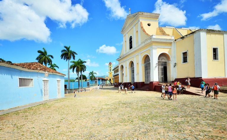 Trinidad et ses alentours