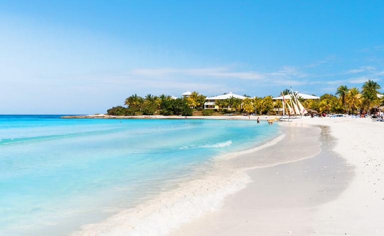 Les plages des Caraïbes
