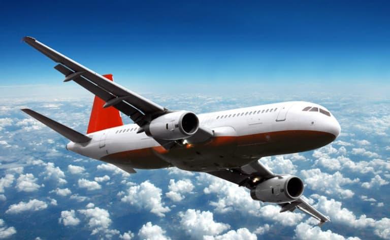 Départ de Paris et vol à destination de Johannesbourg