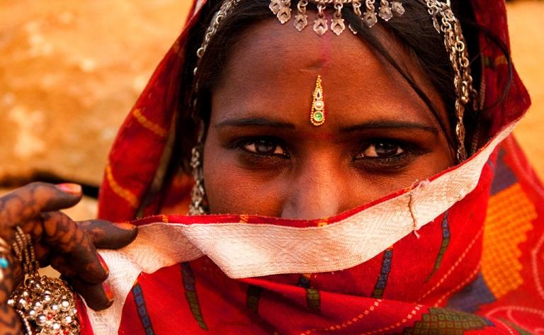Le cœur de l'Inde