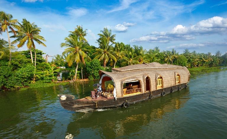 Ma famille au Kerala