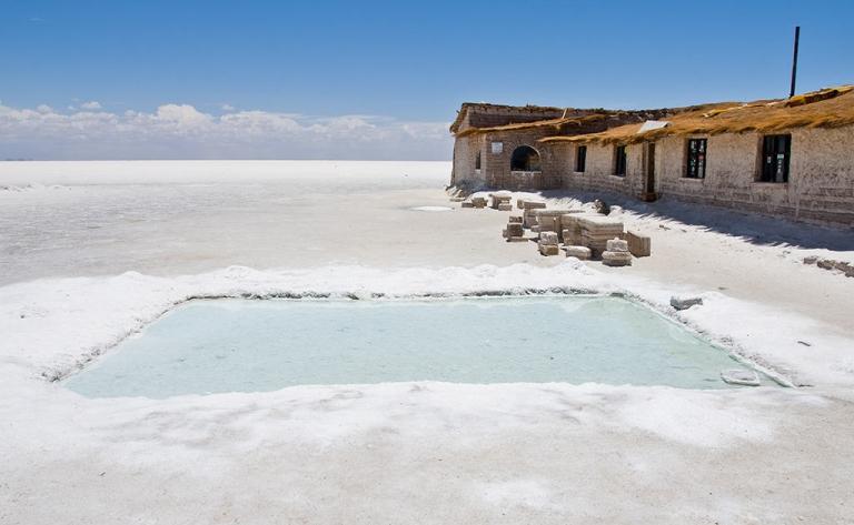 Extension : Terre de sel et Lagunes colorées