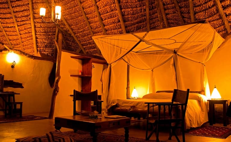 Hotel Lewa Wildlife Conservancy