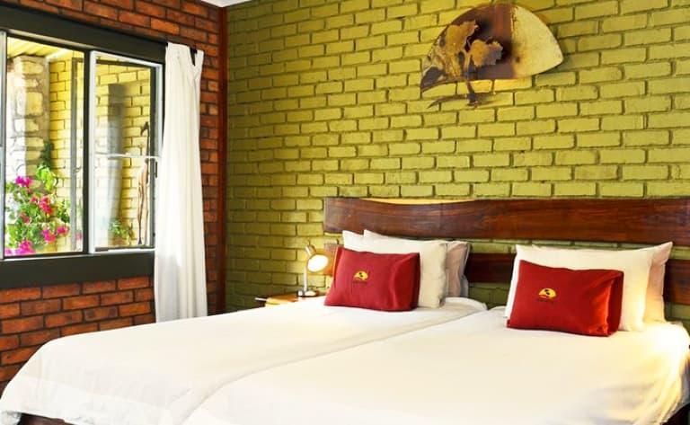 Hotel Désert du Kalahari