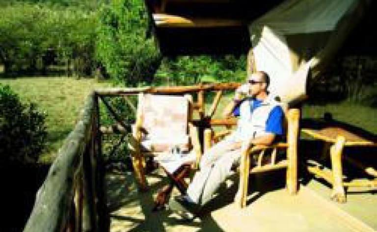 Hotel Masai Mara National Reserve