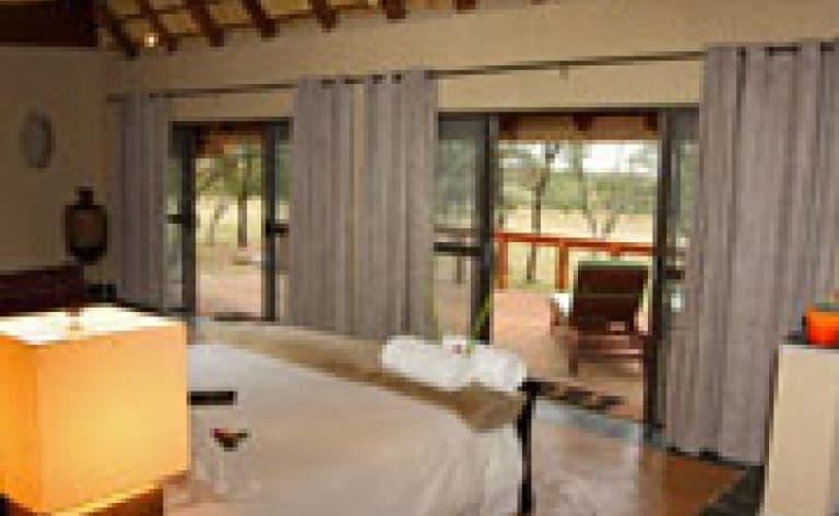 Hotel Sabi Sand game reserve