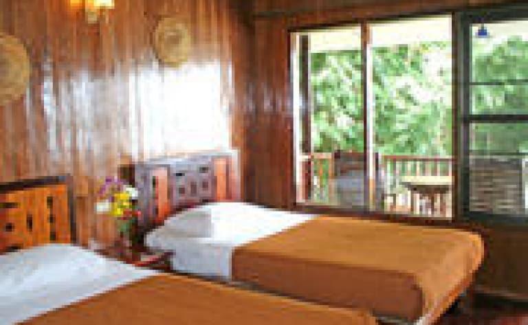 Hotel Sangklaburi
