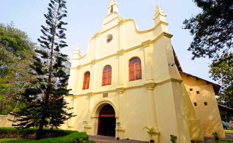 Cochin, ancien comptoir colonial