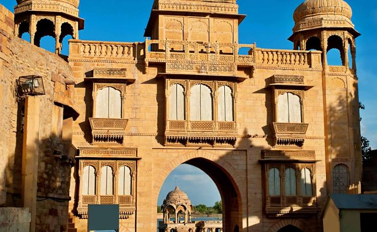 Jaisalmer, la ville « jaune » au cœur du désert