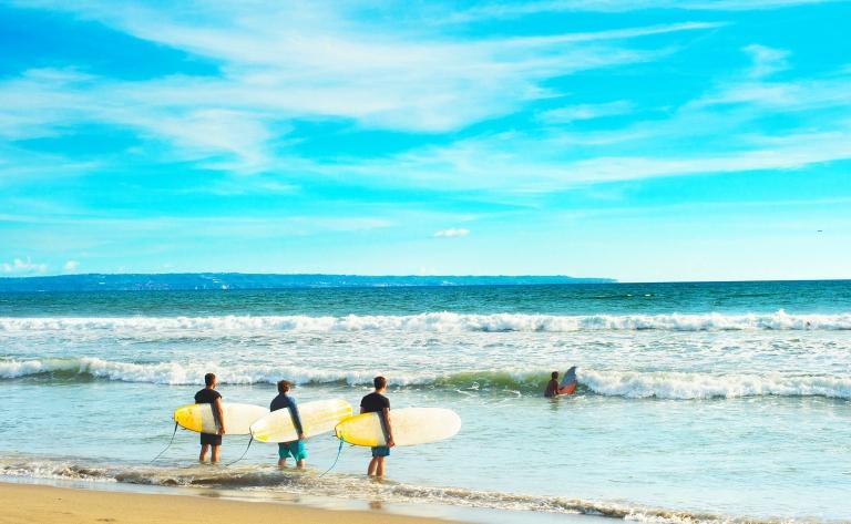 Selamat tinggal Bali !
