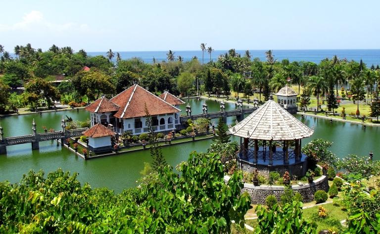 Vers les plages sauvages du Nord de Bali