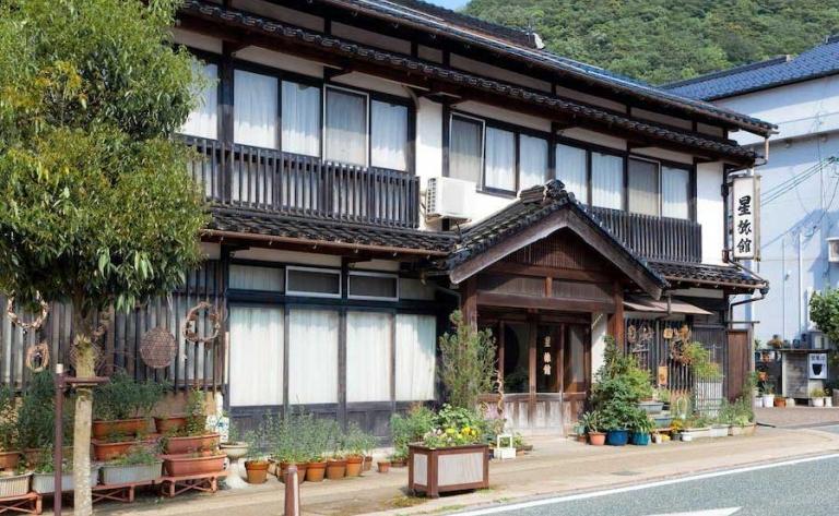 Hotel Tsuwano